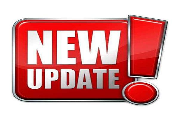 new update